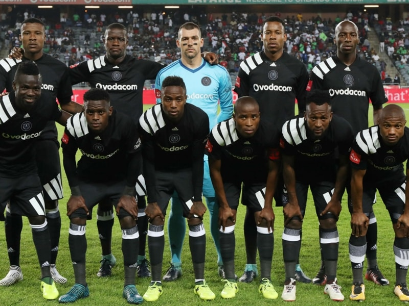 EXTRA TIME: Watch Orlando Pirates players in children's