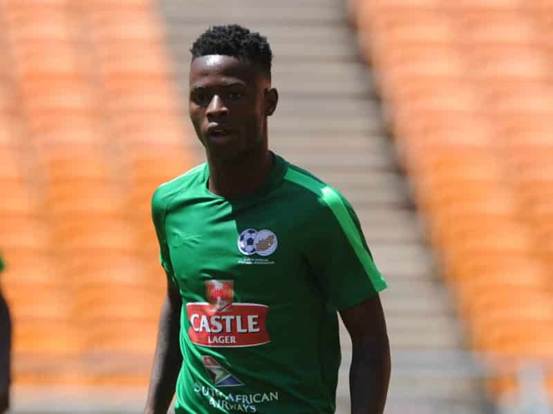 Orlando Pirates could announce the signing of Phakamani Mahlambi and
