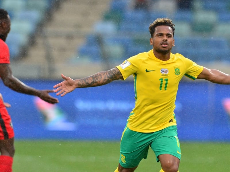 Why Orlando Pirates are not interested in re-signing Kermit Erasmus