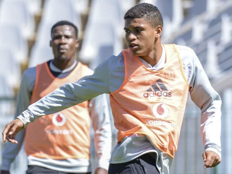 New signing Caio Marcelo settling in well at Orlando Pirates